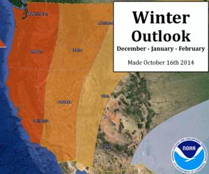 winter outlook 2014/15 sierra nevada