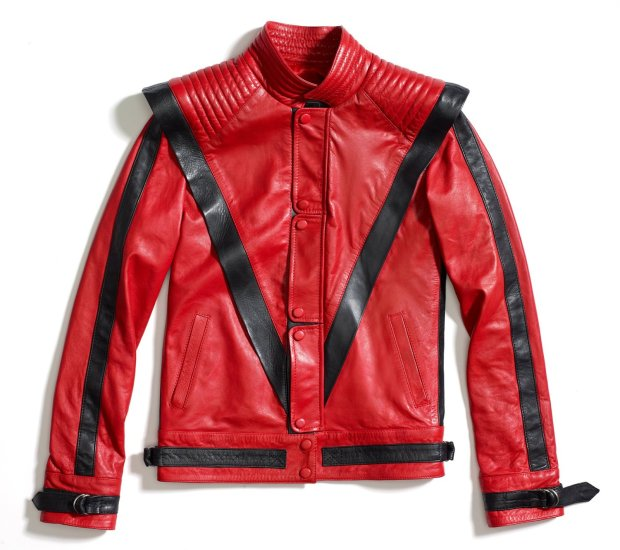 "As long as your Michael Jackson ""Thriller"" jacket doesn't get stolen, you're good."