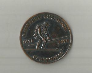 Centennial coin.