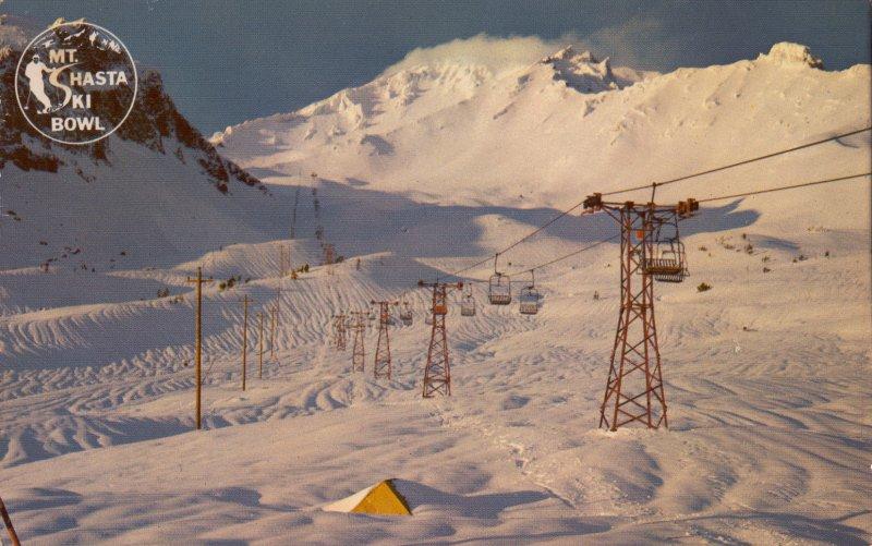 mammoth mountain historic snow