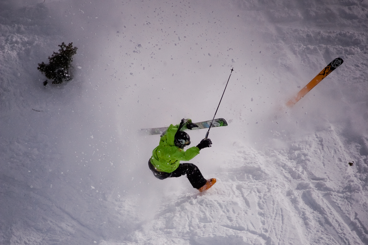 ski crash Archives - SnowBrains