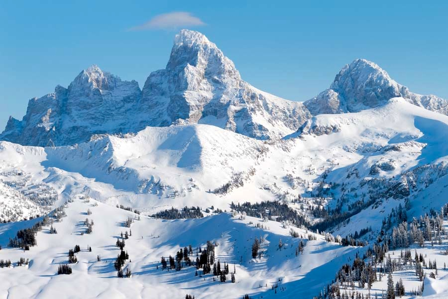 Grand Targhee WY Opens Friday Of Snow Forecasted On - Grand targhee resort