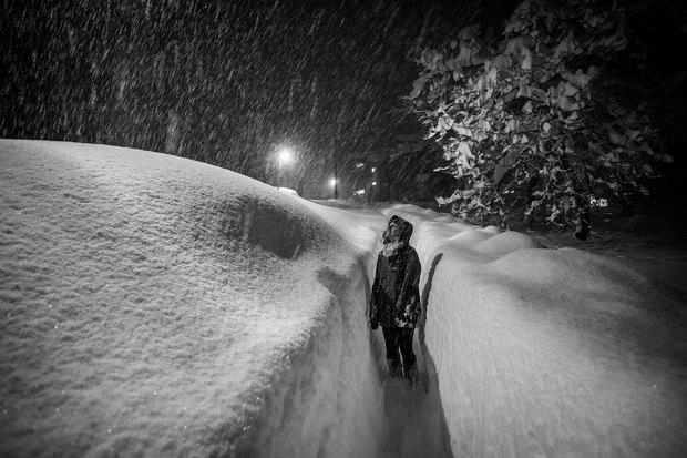 December 15th, 2014.  Nozawa Onsen, Japan.  photo:  Powdermania