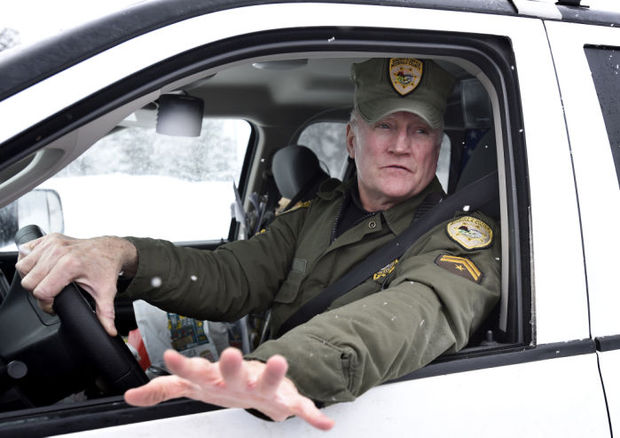 Missoula County Sheriff Bob Parcell has found himself very busy responding to two avalanches in a matter of 24 hours.