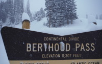 Backcountry Berthoud Pass