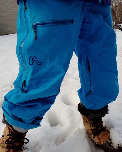 Pants Zips