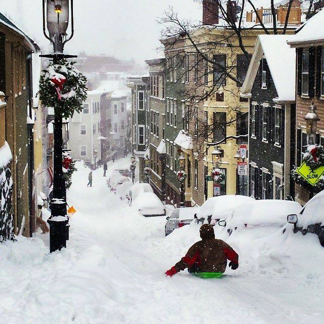 Juno Snowfall Totals And Deep Snow Photo Tour SnowBrains - Snowfall totals massachusetts