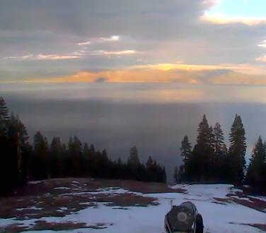 homewood ski resort closes early