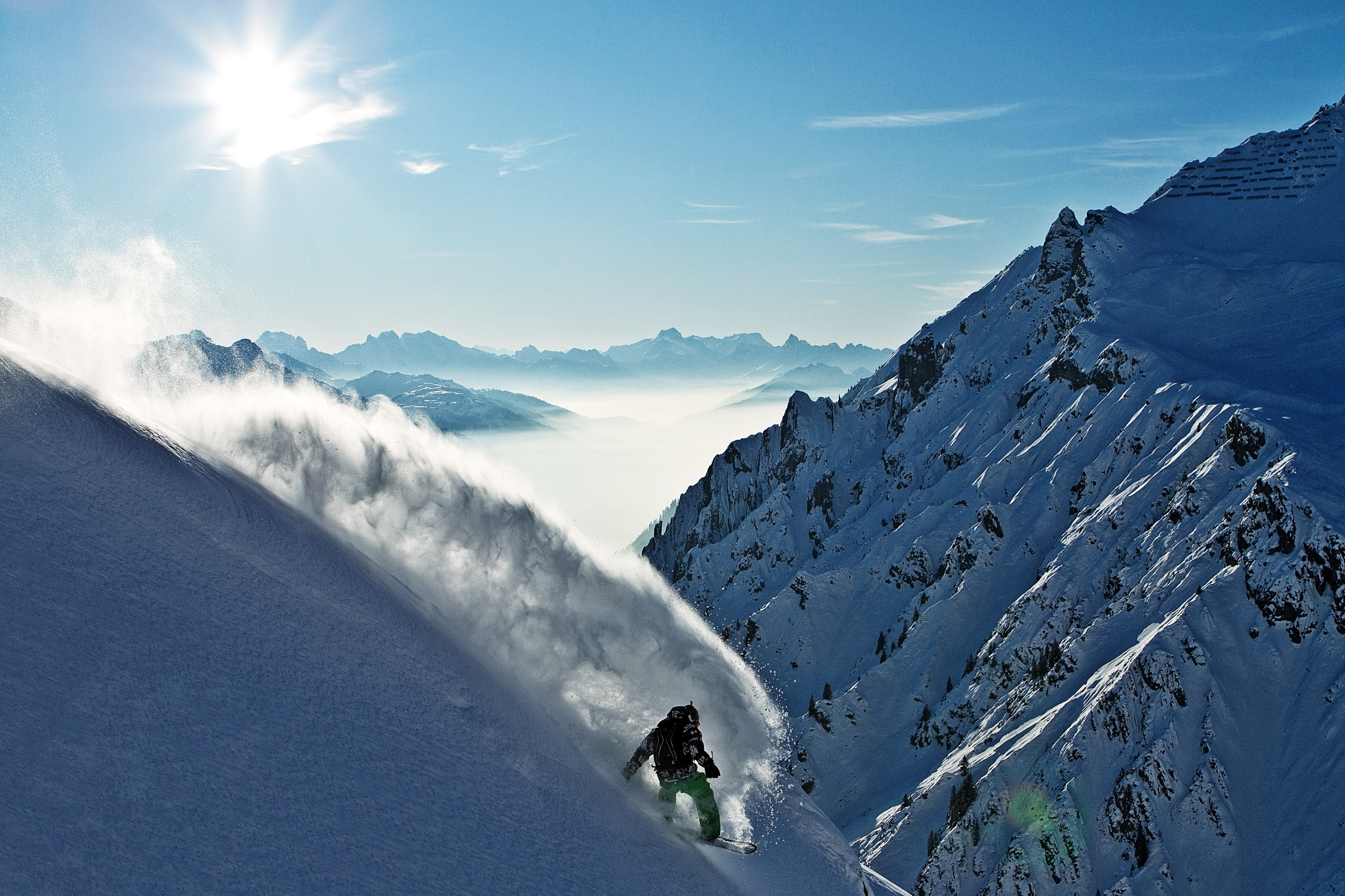 Into The White Customized Backcountry Adventures At