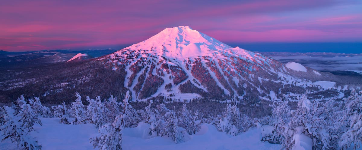 Mt. Bachelor, OR. photo: jeffery murray