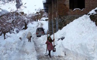 Deadly avalanches in Panjshir province, Afghanistan