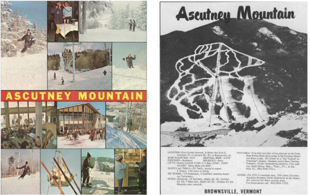 Ascutney Mountain Resort, VT closed in 2010 (Unofficial Networks)