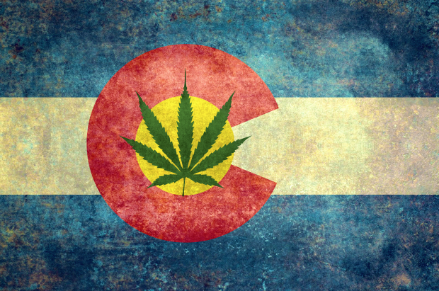 Is Colorado's newly legal recreational marijuana fueling record skier visits?