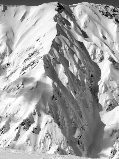 Japanese Alps. photo: snowbrains