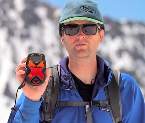 How to use an avalanche beacon.