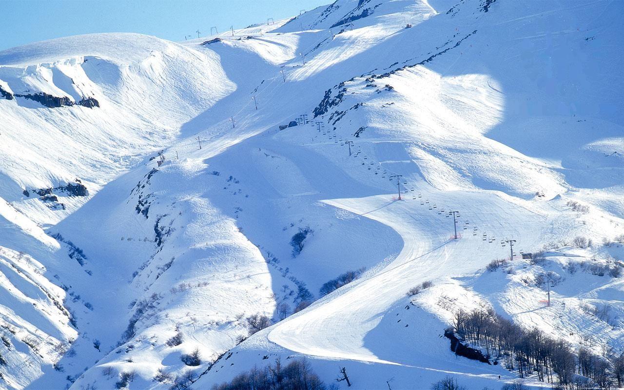 didn't get enough pow this winter? shred nevados de chillan this