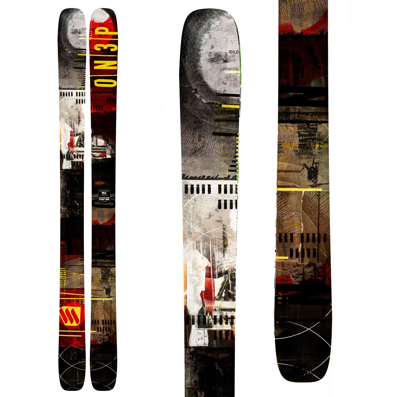 ON3P Jeffrey 122 Ski Review