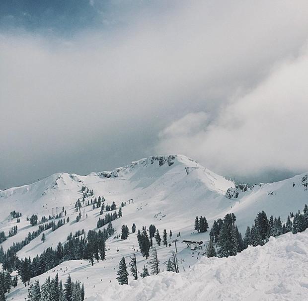 Top of Palisades as seen through the lens of Zach Rickenbach