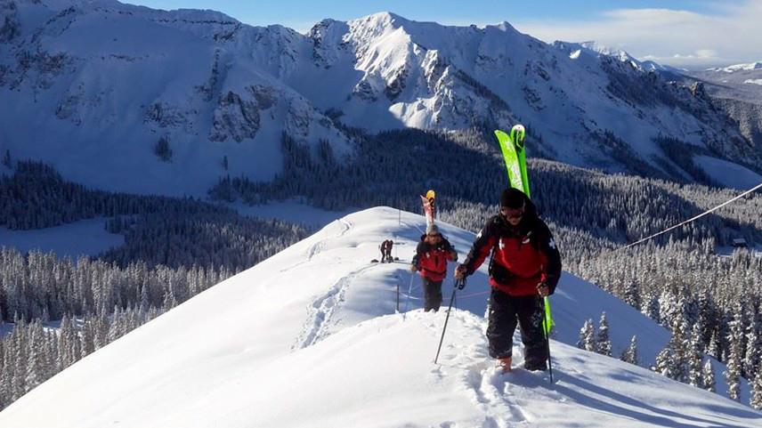 Telluride Ski Patrol.