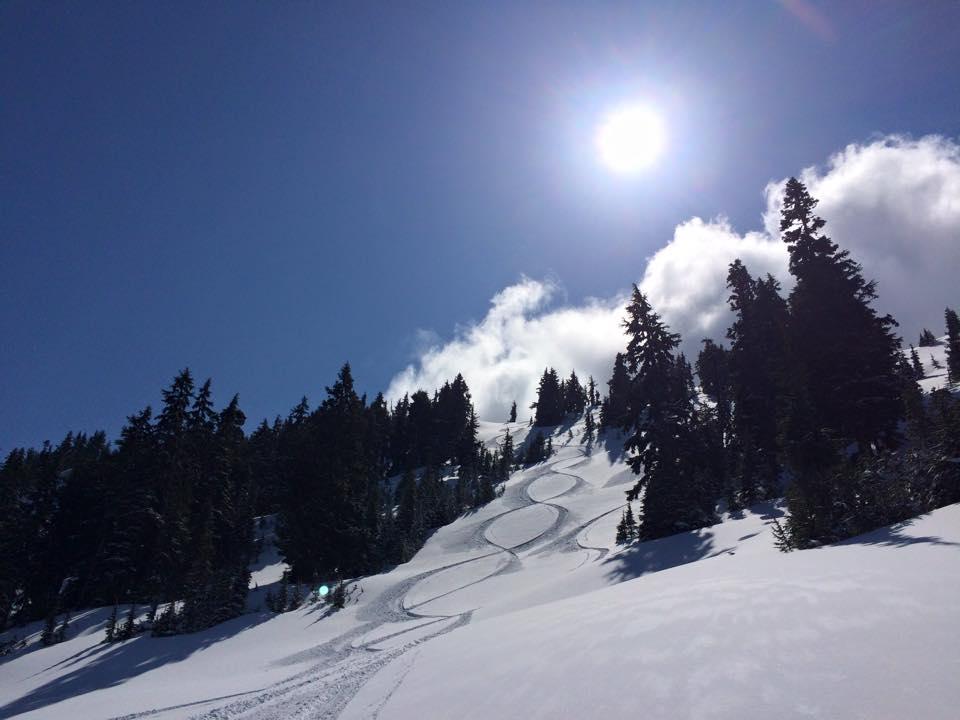 Washington, white pass, favorite, White Pass on April 3rd. photo: shannon skouras