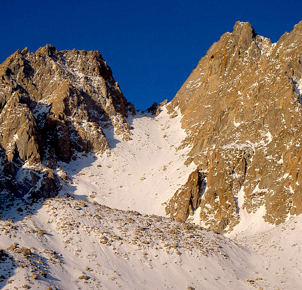 eastern sierras conditions report
