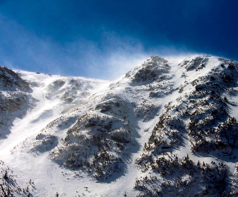 New Hampshire backcountry skiing