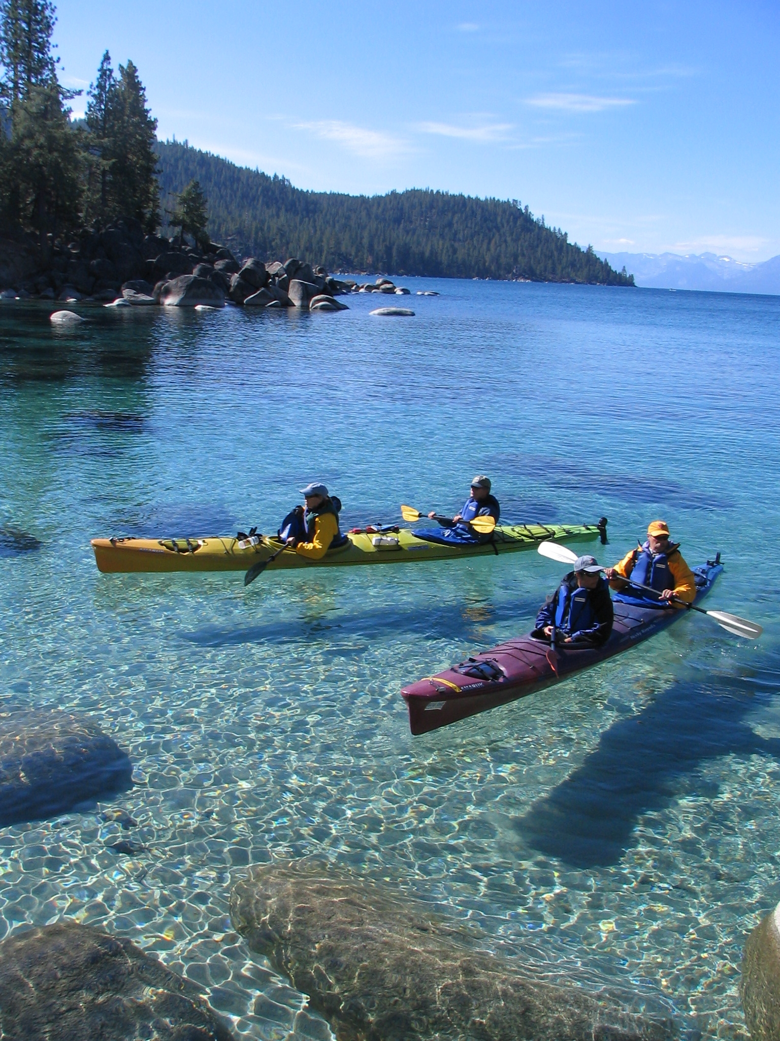 10 Kitchen And Home Decor Items Every 20 Something Needs: STUDY: Lake Tahoe Water Clarity BEST In 10+ Years