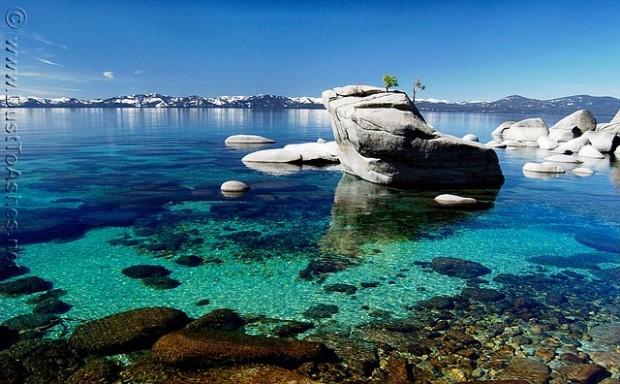 STUDY: Lake Tahoe Water Clarity BEST in 10+ Years ...