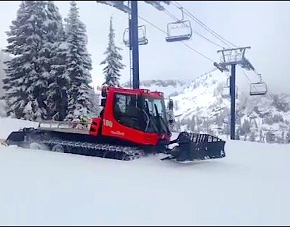 Mt. Baker reopens.