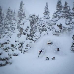 poo! [Photo: Teague Holmes, Skier: Aaron Rice]