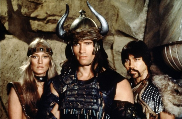 """You know you're good at surfing when it lands you a Hollywood acting spot in """"Conan the Barbarian"""""""