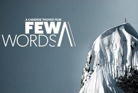 few words ski movie archives snowbrains