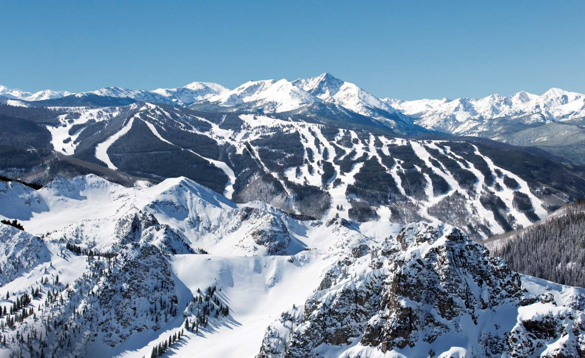 top 10 most popular us ski resorts ranked by skier visits - snowbrains