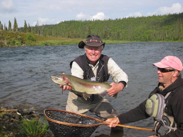 Alagnak River Rainbow