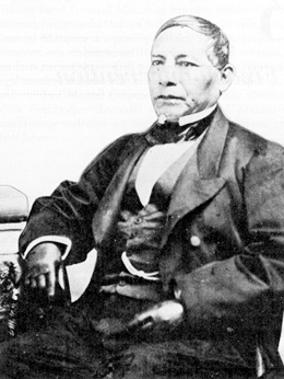 Born on March 21, 1806, in San Pablo Guelatao, Oaxaca, Mexico, Benito Juárez was president of Mexico (1861-'72) and for three years (1864-'67) fought against foreign occupation under Archduke Maximilian of Austria, who was finally captured by Mexican forces and executed him.