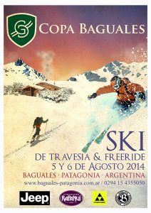Baguales Cup, August 5th and 6th, 2015.