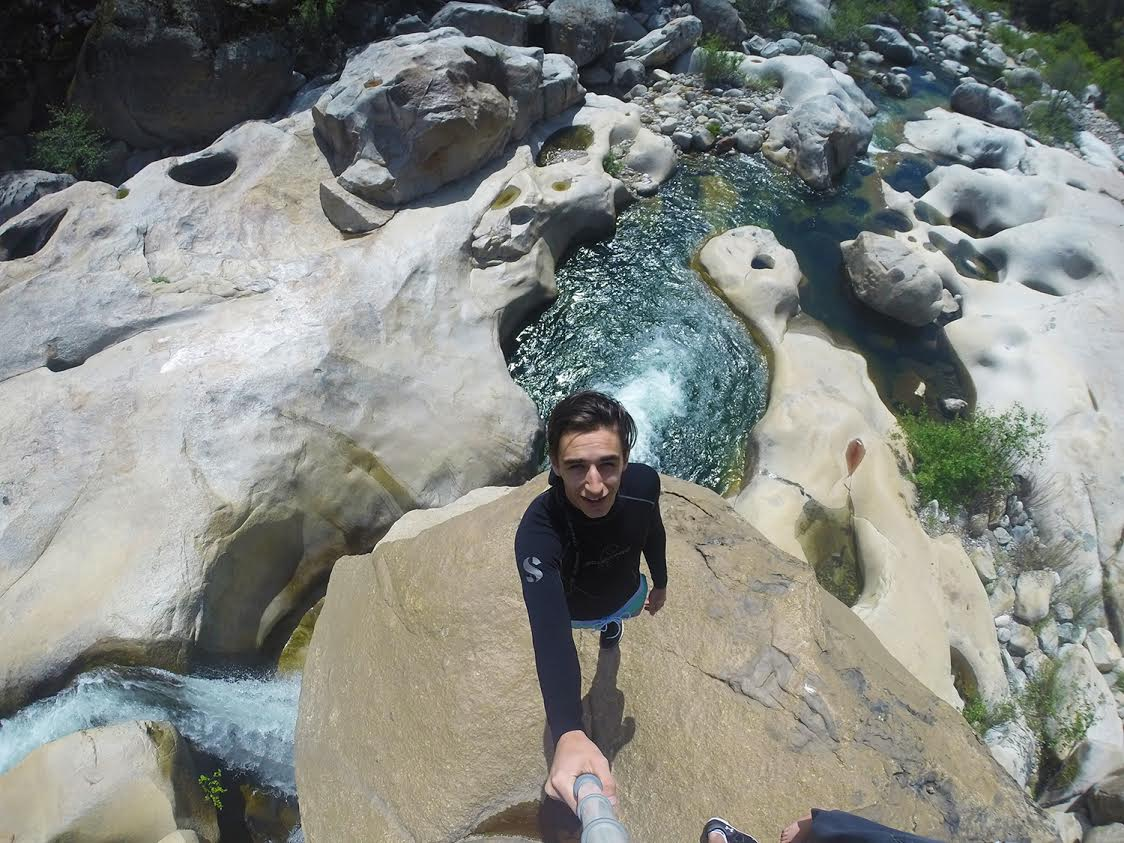 The Best Swimming Holes in California: Candy Rock - SnowBrains
