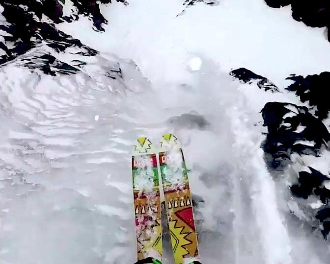 Portillo, Chile ski jump