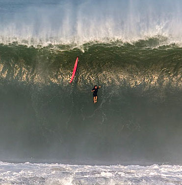Big wave wipeout of the year