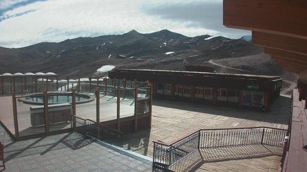 Valle Nevado, Chile. Today.