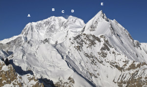 Broad Peaks many summits.