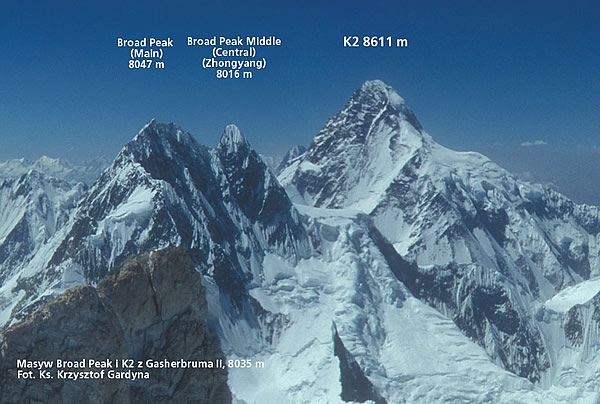 15 Incredible Photos Of K2 The Worlds 2nd   SHUGHAL