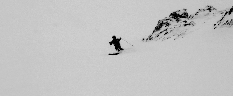 Ripping pow on Nubes this week.