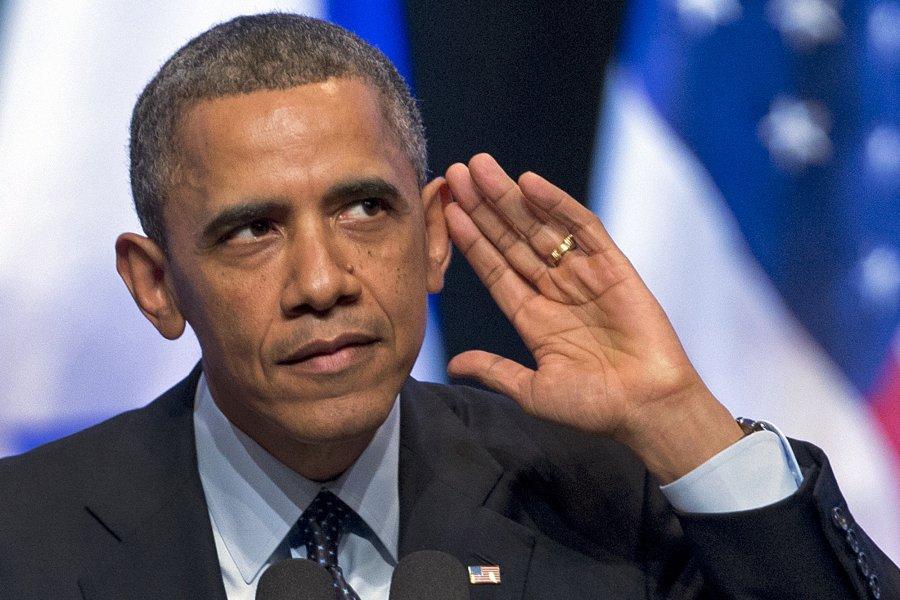 Obama hears ya, Native Americans.