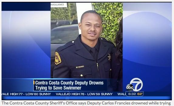 Carlos Fracies sheriff