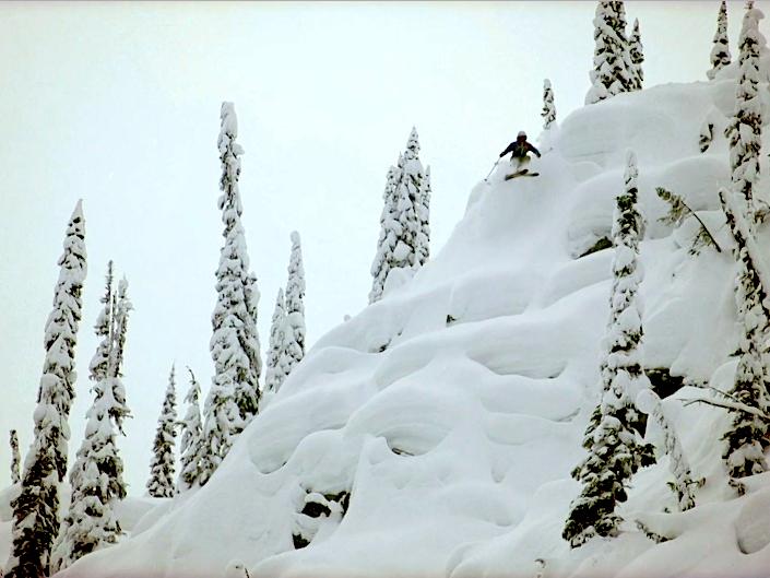 4frnt skis shaping skiing movie