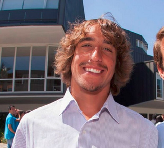 Luciano Cueneo Olhaberry was a university student, a skier, and competitive skimboarder.  photo:  facebook