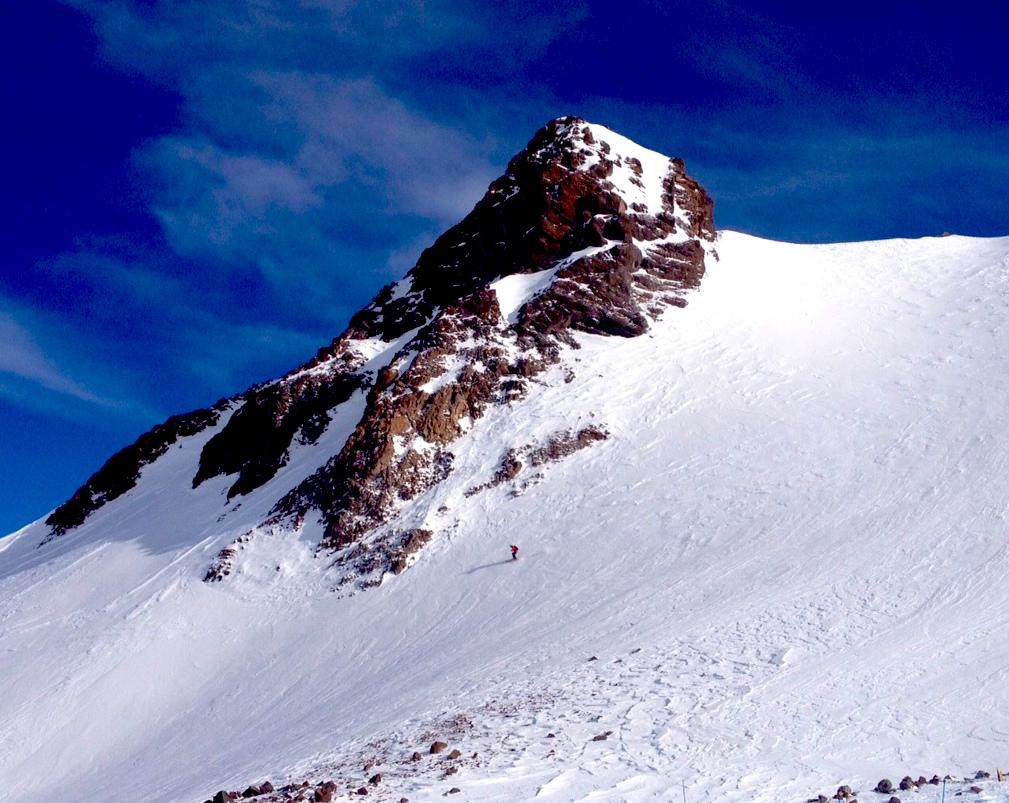 Valle Nevado, Chile snow report 2015