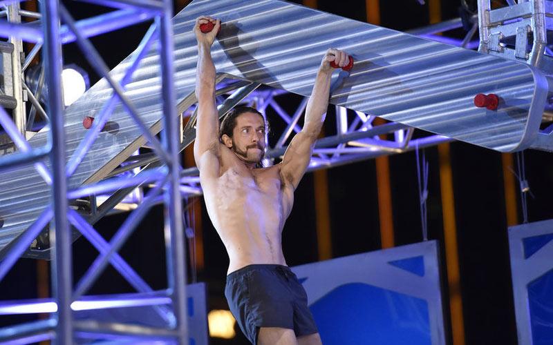 Isaac american ninja warrior winnter