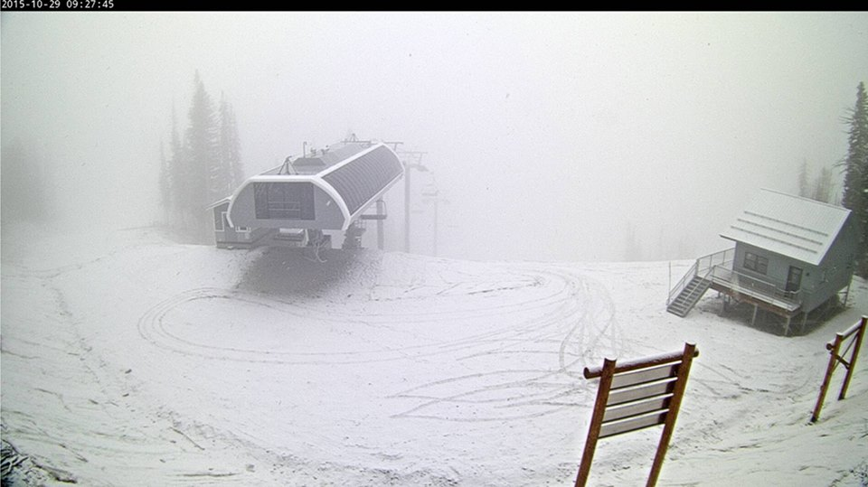 Jackson Hole, WY today at 9:30am.